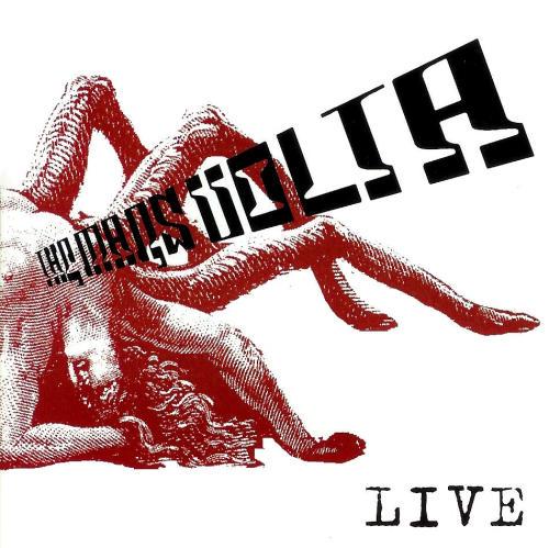 Live: Album Cover