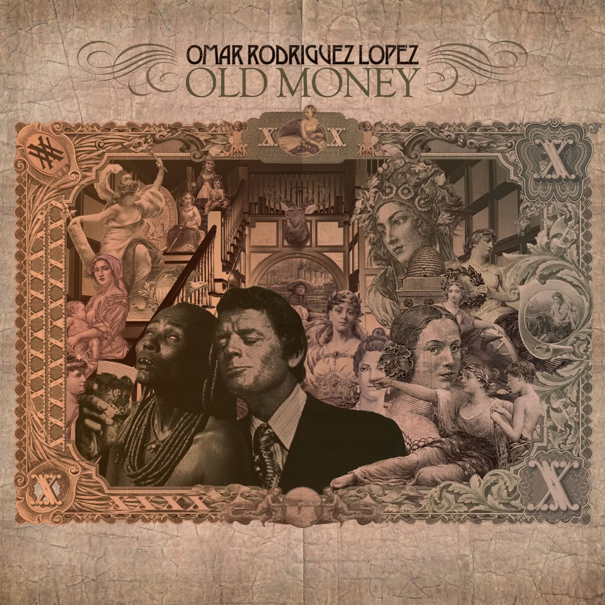 Old Money: Album Cover