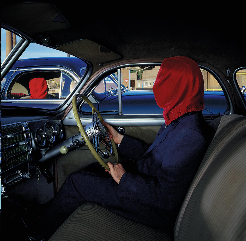 Frances The Mute: Album Cover