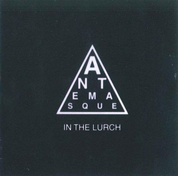 In The Lurch [Single]: Album Cover
