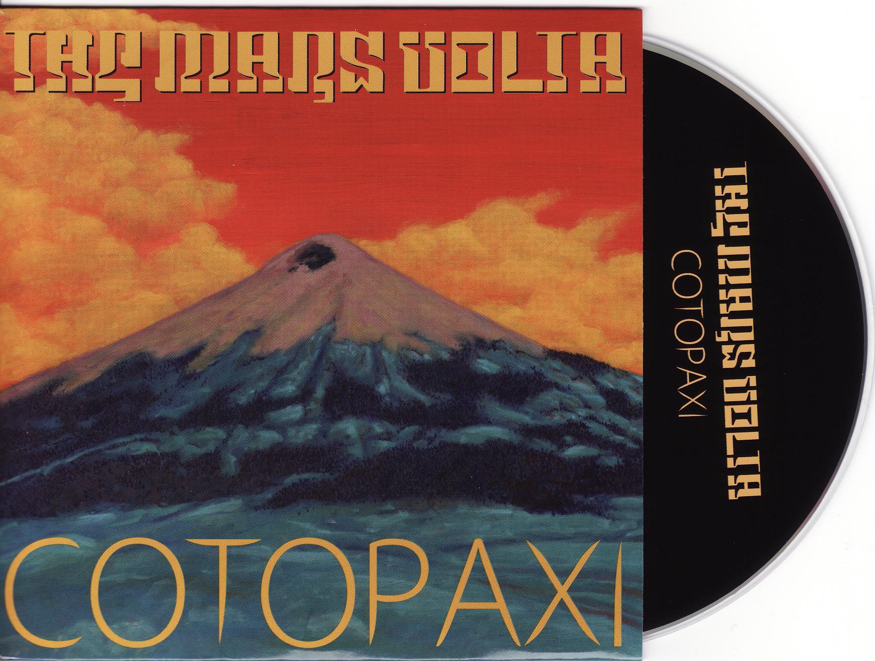 Cotopaxi [Single]: Album Cover