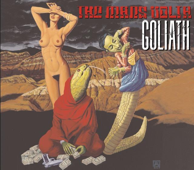 Goliath [Single]: Album Cover