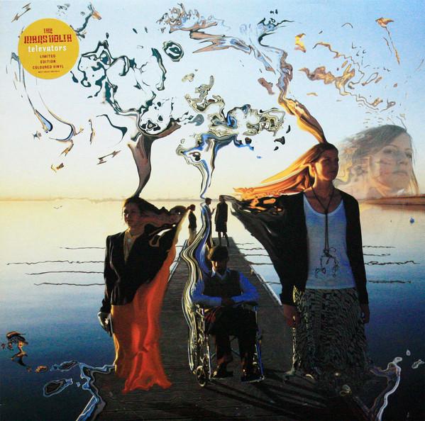 Televators [Single]: Album Cover